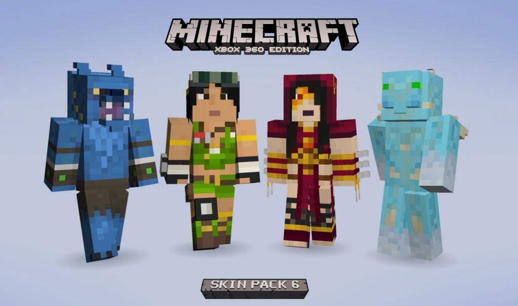 Tree Xbox Skin Minecraft Man Edition