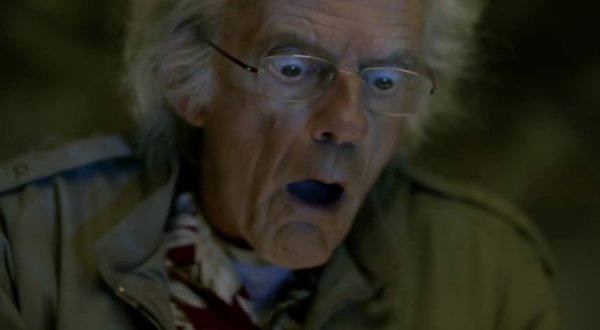 Lego Dimensions Gave Christopher Lloyd His Own Back To The