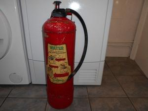 Fire extinguishers water chubb | Posot Class