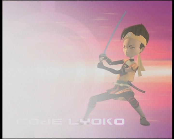 Code Scyphozoa Life Lyoko Points