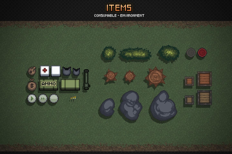 Tds Modern Pixel Game Kit Craftpix Net