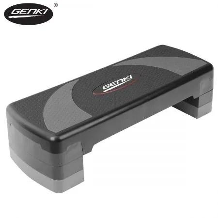 Genki Aerobic Steps Gym Workout Exercise 4 Block Bench