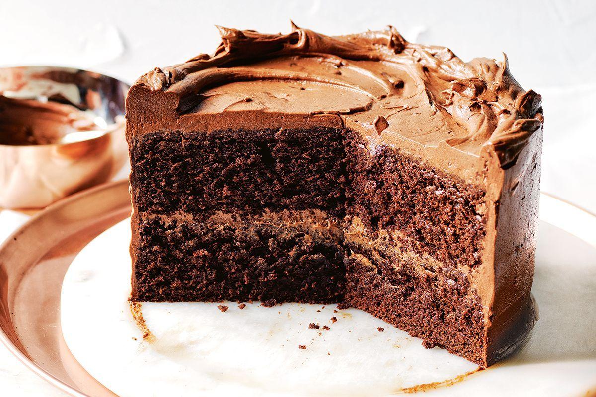 Chocolate Soup Cake Recipes Delicious Com Au