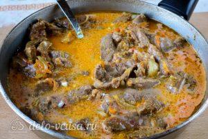 Beefstore: öntsük a húsmártással