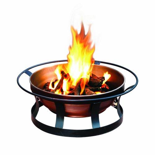 Ceramic Logs Gas Fire Pit