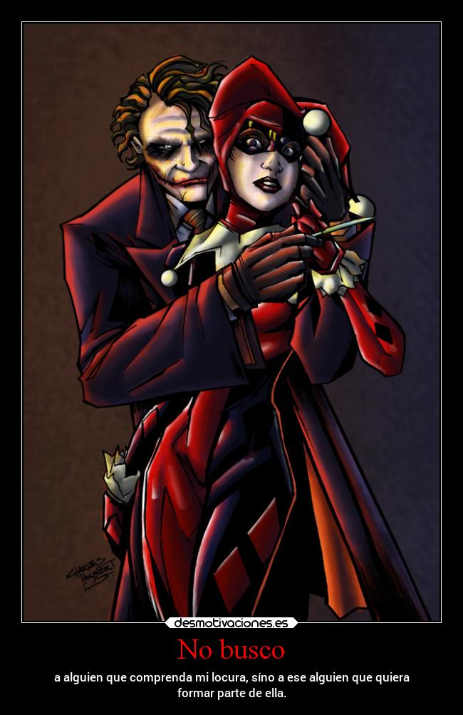 Harley Quinn And Joker D