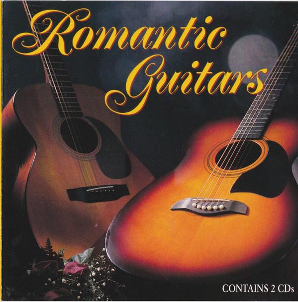 The Hill Wiltschinsky Guitar Duo Romantic Guitars Cd