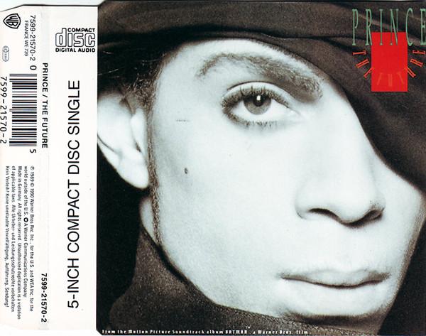 Prince - The Future (CD, Single) | Discogs