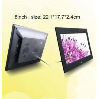 Battery Powered Picture Frame