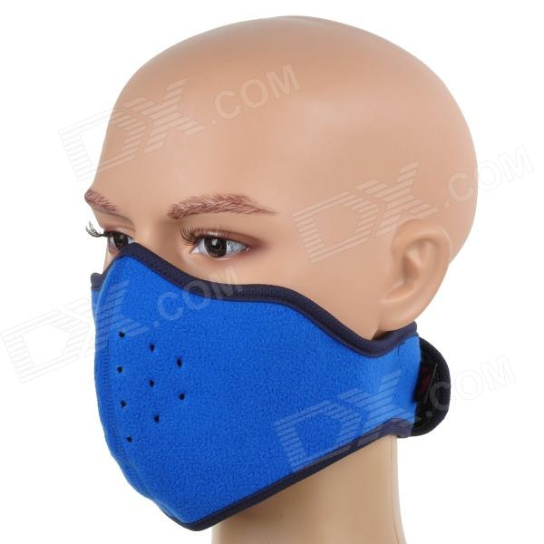 Pink Blue And White Mouth Mask