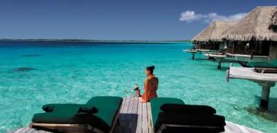 Moorea - Bora Bora vacation package - 8 days