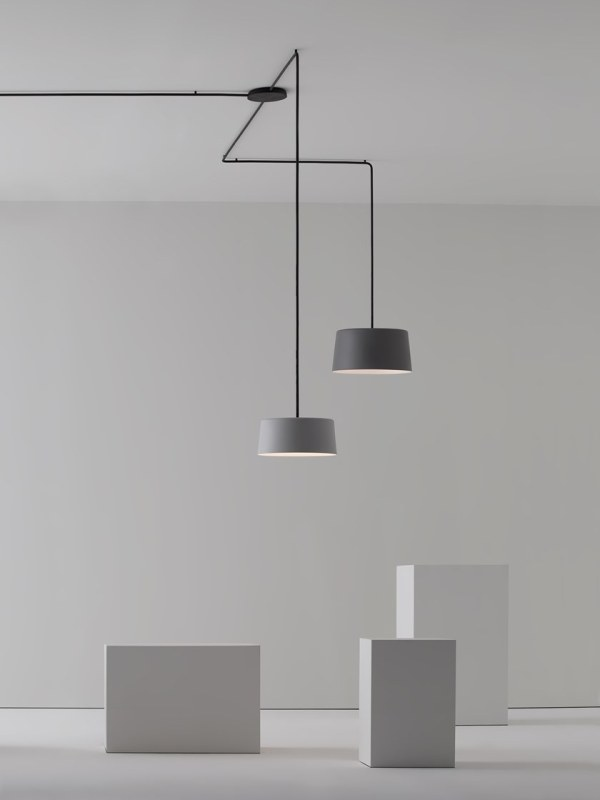 designer pendant light # 58