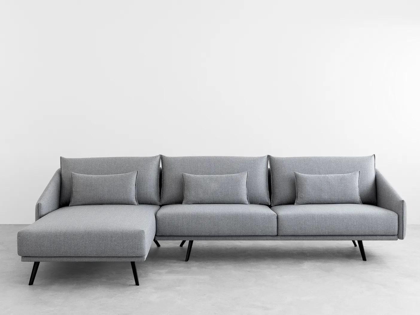 Sofa Chaise Extraible Longue