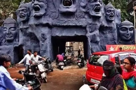 Bombay HC says no to thermocol for Ganpati pandal decorations across     Bombay HC says no to thermocol for Ganpati pandal decorations across  Maharashtra   The Economic Times Video