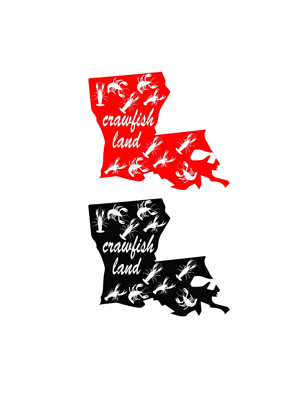 Louisiana clipart | Etsy