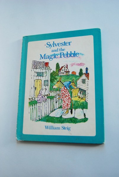 Vintage Children s Book Sylvester and the Magic Pebble         zoom