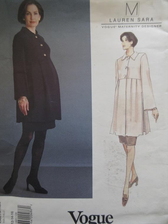 bfa7c3cf4280 Vintage Vogue 1465 Sewing Pattern Lauren Sara Design