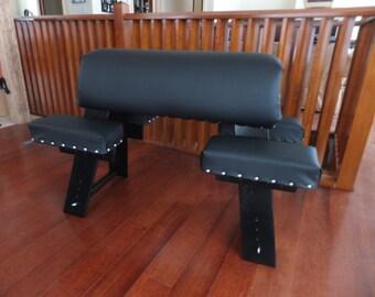 Sex Furniture Dungeon Bdsm Spanking Bench Clear Natural