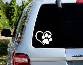 2nd amendment decal car decalsdecalscar decals designscool Paw love decal  dog decals animal decals vinyl stickers vinyl decals stickers  and decals stickers decals car decals car decals design