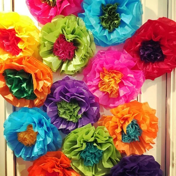 mexican tissue paper flower   East keywesthideaways co mexican tissue paper flower