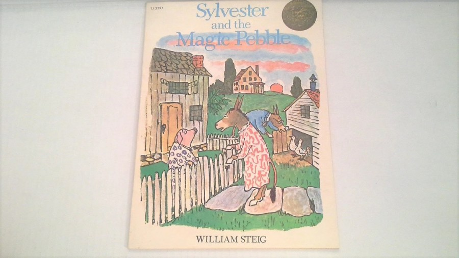 William steig books   Etsy Sylvester   The Magic Pebble Children s Book by William Steig  First  Printing   TJ 3297 Soft Cover edition  1969   Free Shipping