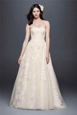 The Most Amazing Wedding Dresses for Brides with Big Belly     Recommended Wedding Dresses for Big Belly Brides