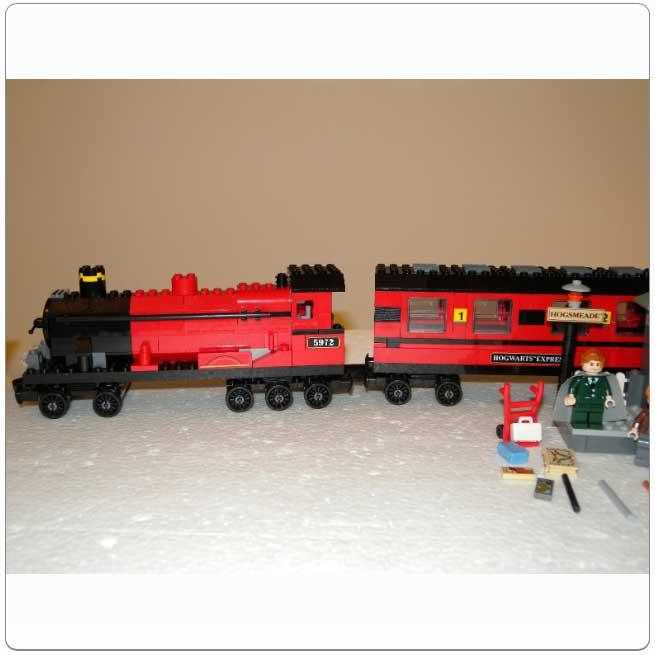 LEGO® Set 4758 – Hogwarts Express