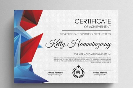 Certificate Border Vectors  Photos and PSD files   Free Download Modern Certificate Template