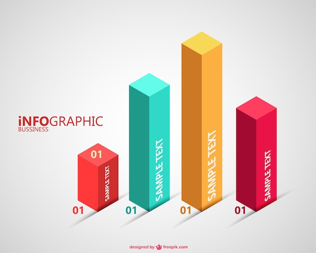 Chart Vectors  Photos and PSD files   Free Download 3d charts