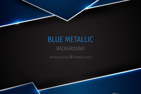 Blue Background Vectors  Photos and PSD files   Free Download Blue metallic background