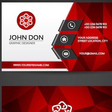 Grabs Full Pixels » Business Card Vectors  Photos and PSD files   Free Download Business card template