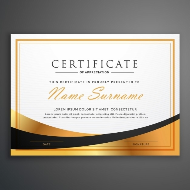 images for certificate template psd free download