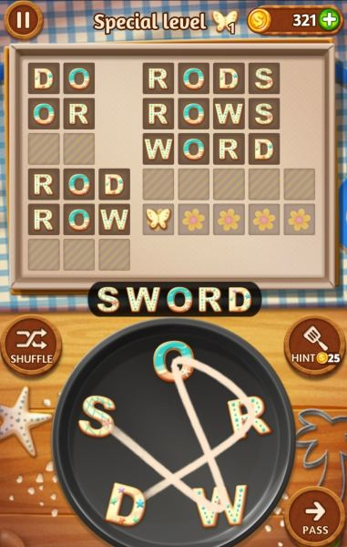 Gaming  The 11 Best Free Word Games for iPhone   Android     2Word Cookies