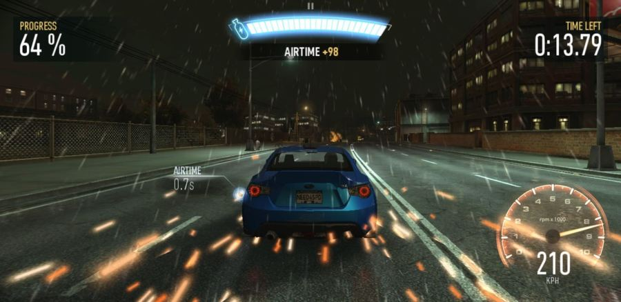 Gaming  The 9 Best Free Action Games for iPhone   Android     Missions that consist of racing through traffic ridden city streets are  short but intense  and ideal for the on the go nature of mobile gaming