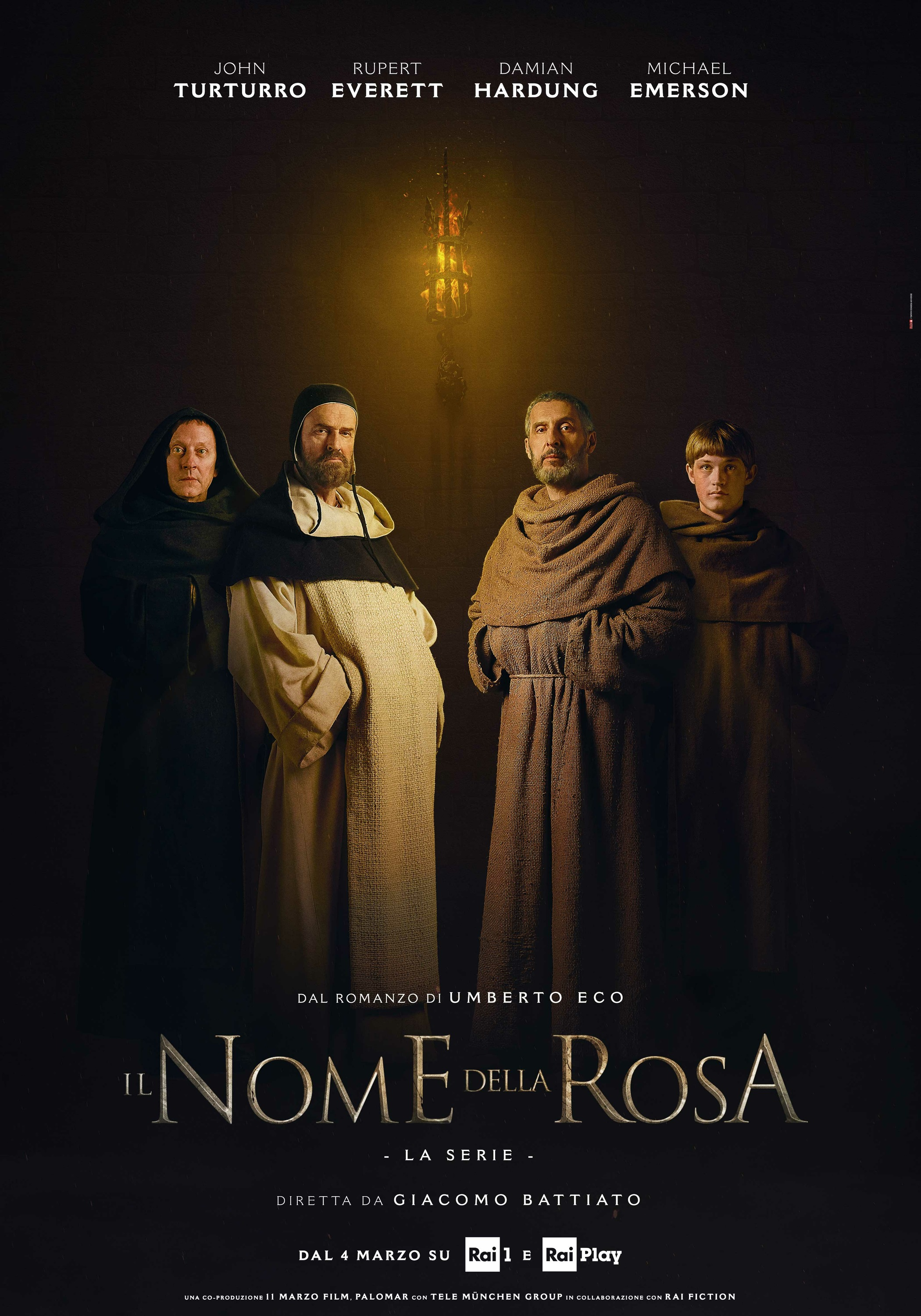 The Name of the Rose Season 1 Poster 14   GoldPoster