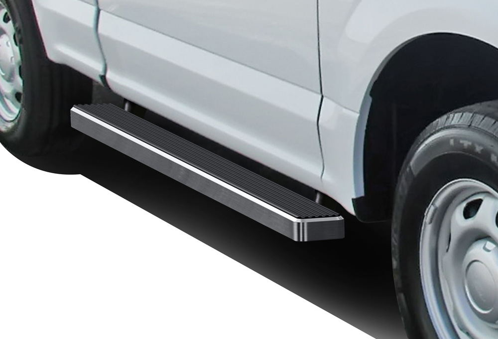 F150 Standard Cab Running Boards