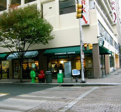 SBUX Pittsburgh Downtown Cultural District - Starbucks ...