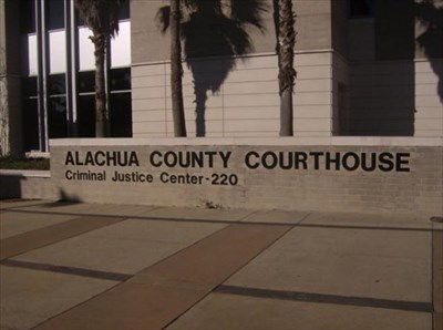 Alachua County Courthouse, Criminal Justice Center ...