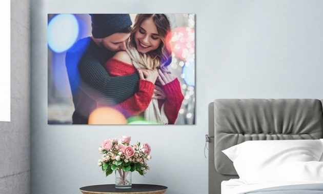 Custom Photo Prints   Deals   Coupons   Groupon Shop Groupon Personalized Extra Large Canvas Prints Starting from