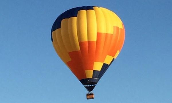 hot air balloon # 21