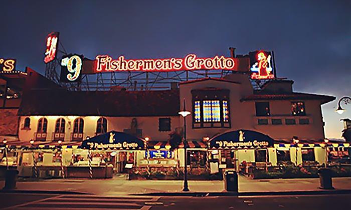 San Franciscan Restaurant Fishermans Wharf