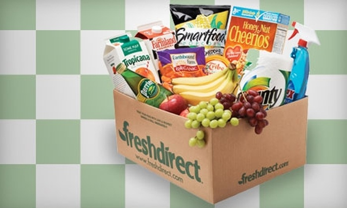 Where Does Freshdirect Get Its Food