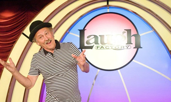 Laugh Factory Las Vegas Discount