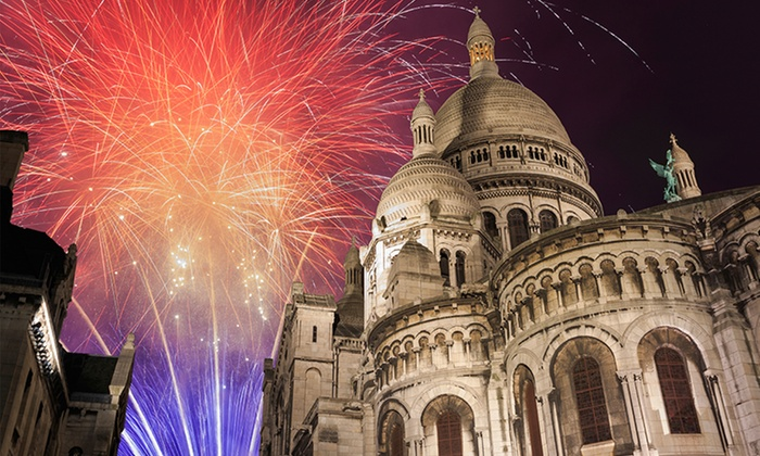 New Years Eve Paris Vacation with Airfare from go today in   Paris     New Years Eve Paris Vacation with Airfare from go today