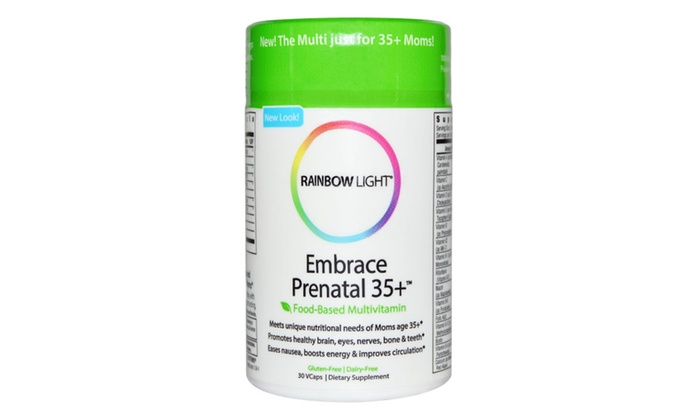 Rainbow Light Prenatal Vitamins