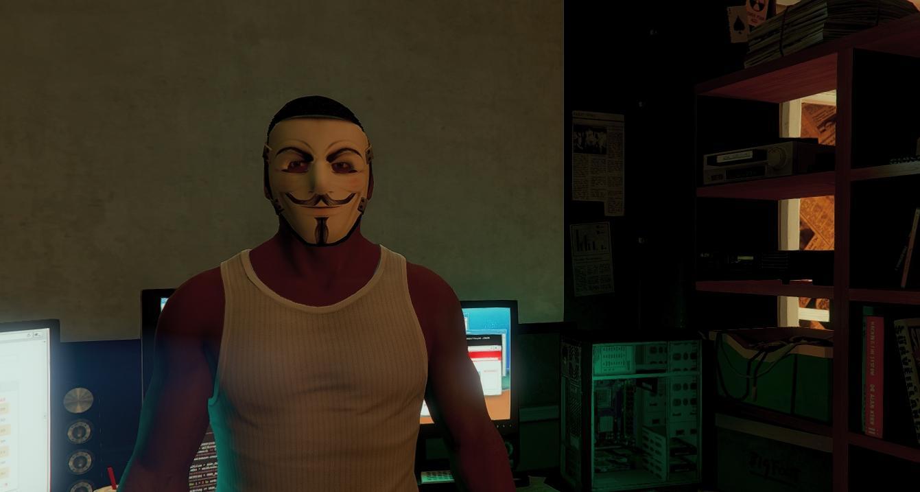 Where Get Mask Gta V
