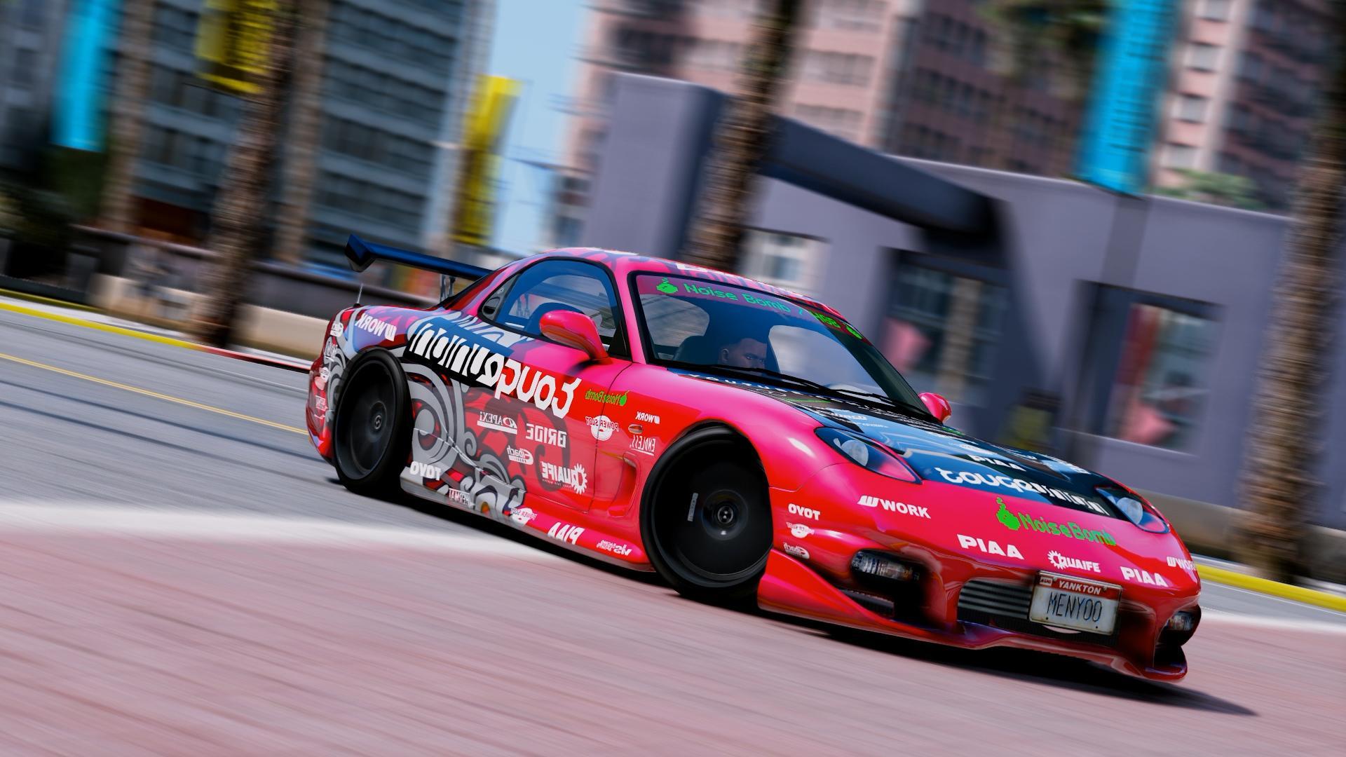 Cars Vc Gta Drift Tokyo