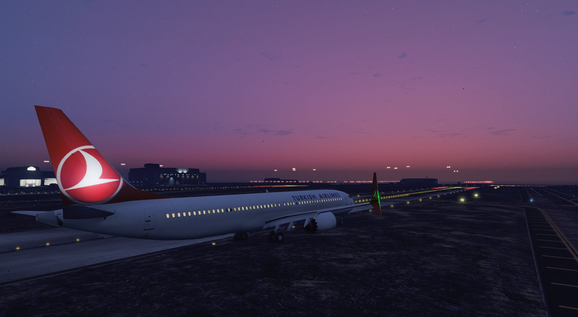 Turkish Airlines Livery Pack For Boeing 737 Max 9 Gta5