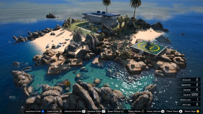 Villa on the Island [Map Editor / ymap] - GTA5-Mods.com