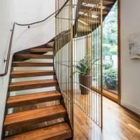 High Safety Indoor Curved Stairs Residential Stainless Steel | Circular Stairs For Sale | Shop | Glass | Wooden | Modern | Wrought Iron